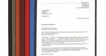 neue seite bewerbungsschreiben in 12 schritten - Hesse Schrader Bewerbung