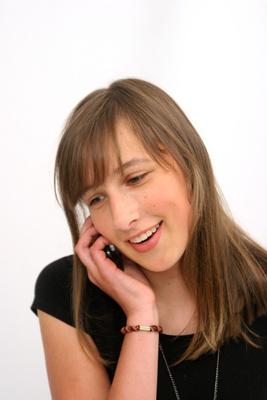 Frau die am telefon ein Bewerbungsgespräch führt